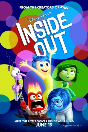 Головоломка / Inside Out (2015) MP4