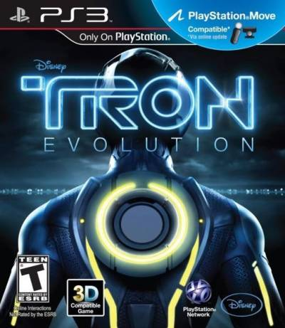 Tron: Evolution (2010/EUR/RUS/MULTI7/PS3)