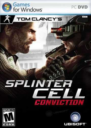 Tom Clancy's Splinter Cell: Conviction (2010/Rus/RePack by Donald Dark )