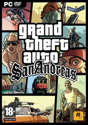Grand Theft Auto: San Andreas (2005/RUS/ENG/Repack by R.G. NoLimits-Team GameS)