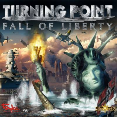 Turning Point: Fall of Liberty (2008/RUS/ENG/RIP by Audioslave)