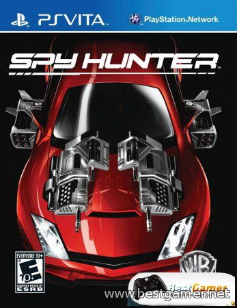 скриншот к Spy Hunter (PS Vita)