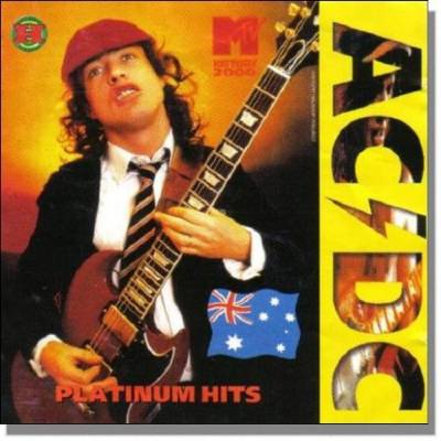 скриншот к AC/DC - Platinum Hits (2 CD) (2001)