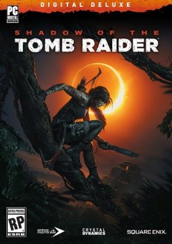 Shadow of the Tomb Raider: Croft Edition (2018) PC/RUS/Repack