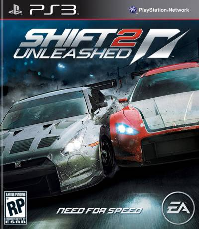 скриншот к Shift 2 - Unleashed (2011) PS3