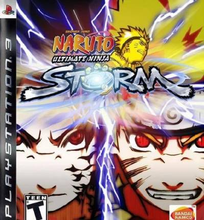 скриншот к Naruto: Ultimate Ninja Storm (2008/EUR/Multi/ENG/PS3)