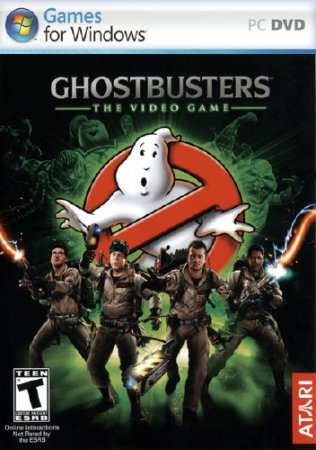 скриншот к Ghostbusters - The Videogame Русификатор